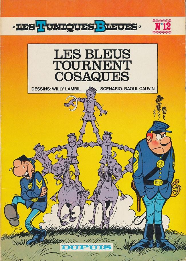 Les tuniques bleues tome 12
