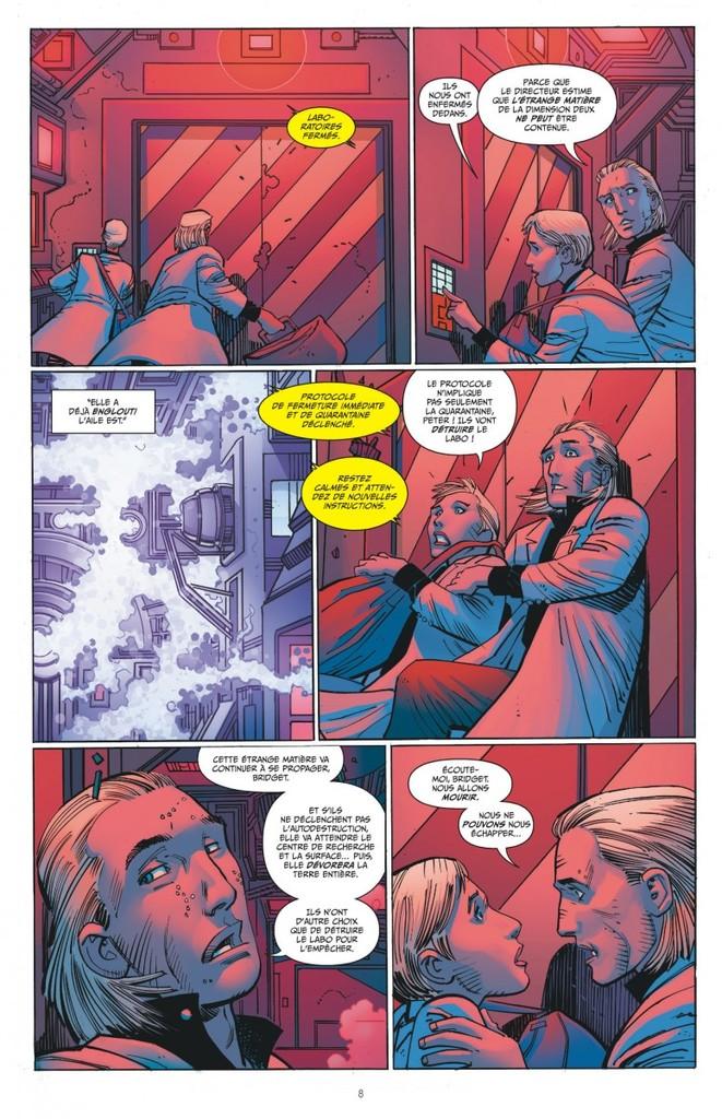 Superman l'homme de demain tome 1_ planche