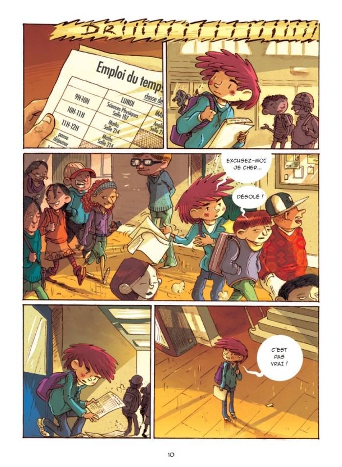Supers tome 1_ planche