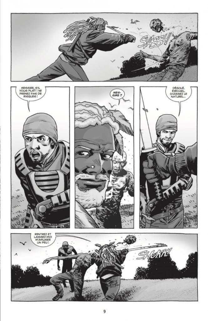 Walking Dead tome 24_ planche
