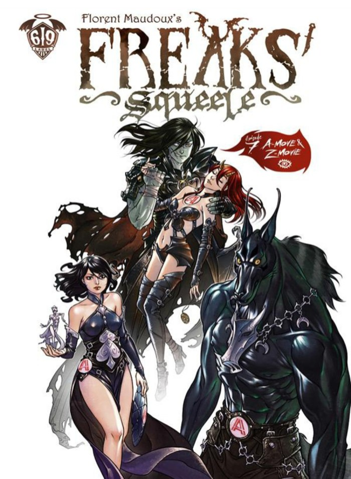 Freaks' Squeele tome 7