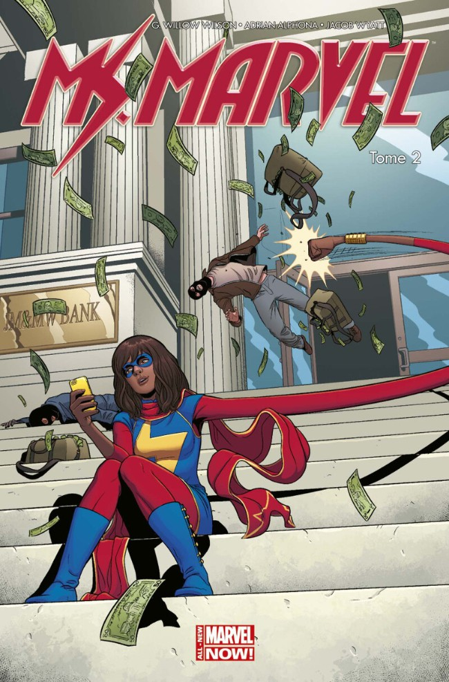 Ms. Marvel tome 2