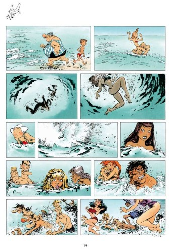 Pierre-Tombal-tome-27_-planche