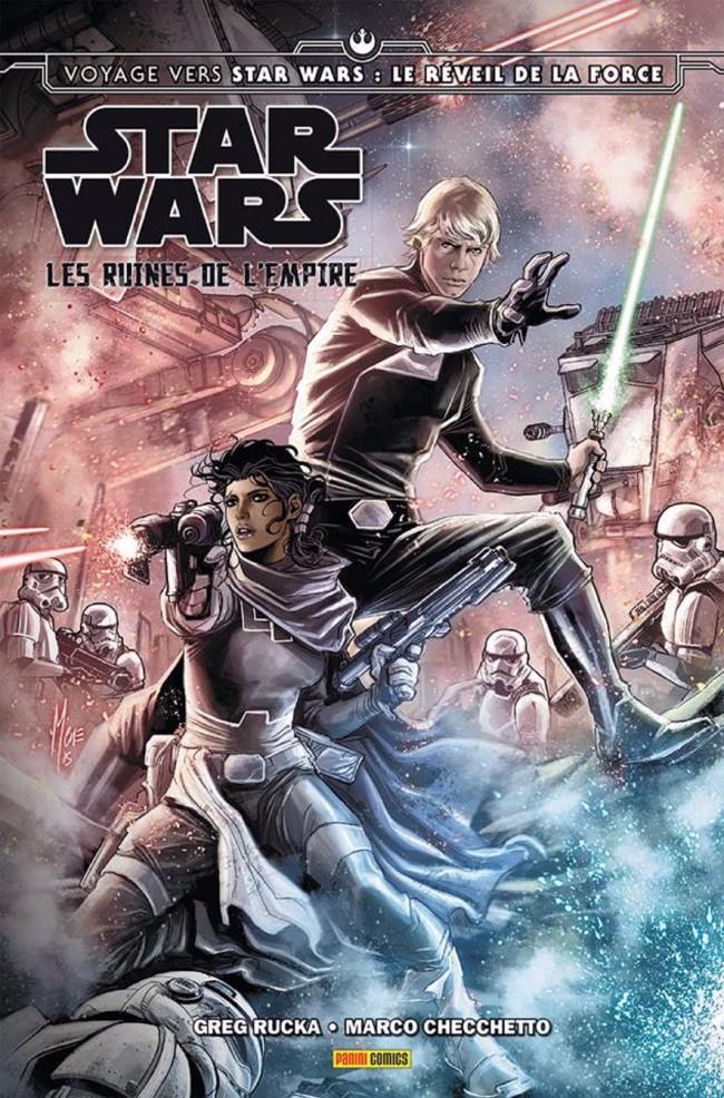 Star Wars- Les ruines de l'Empire