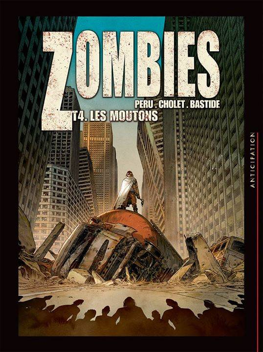 Zombies tome 4