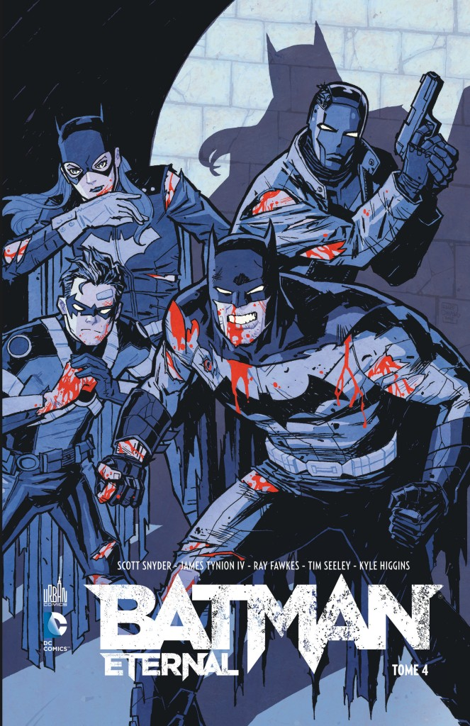 Batman Eternal tome 4