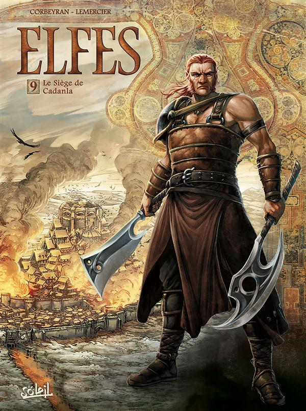 Elfes tome 9