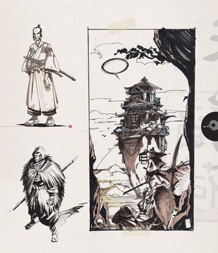 okko-artbook-10-ans-de-dessins_page 1