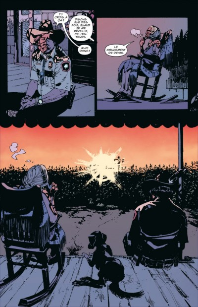 Scalped tome 6_ planche
