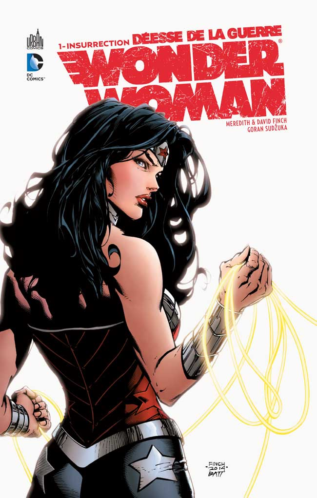 Wonder Woman déesse de la guerre tome 1
