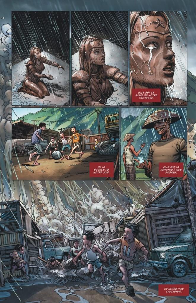 Wonder Woman déesse de la guerre tome 1_ planche