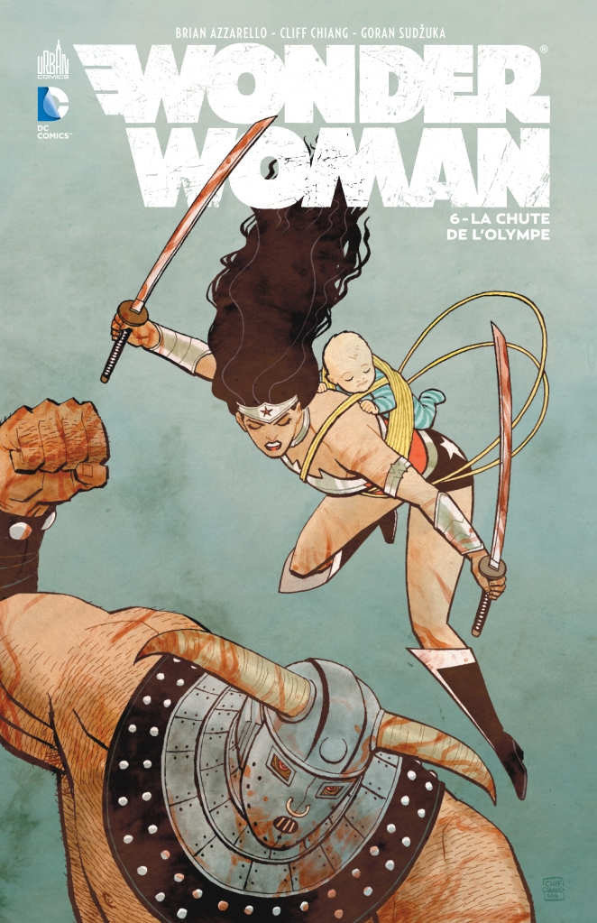 Wonder Woman tome 6