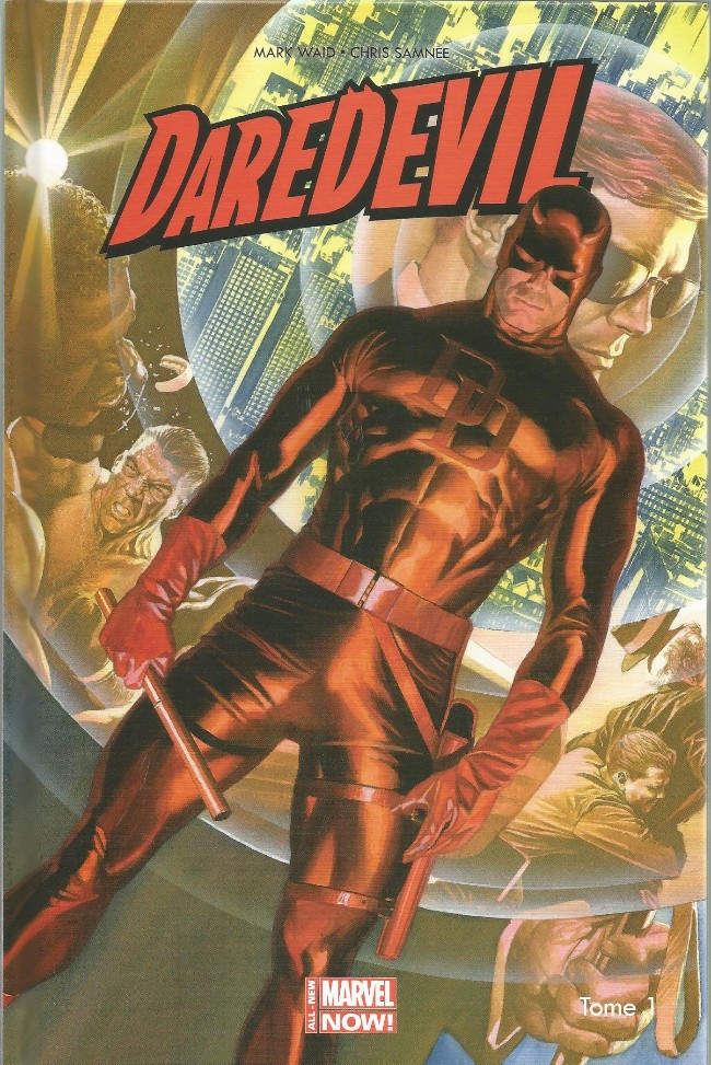 All New Marvel Now Daredevil tome 1