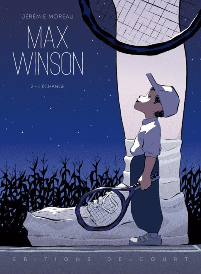 Max Winson tome 2