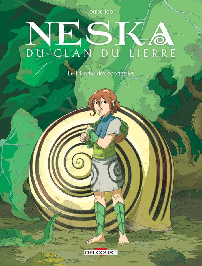 Neska du clan du lierre tome 1