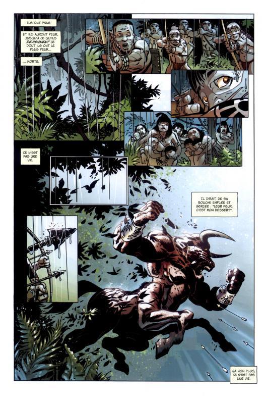 Batman Dark Knight III tome 1_ planche