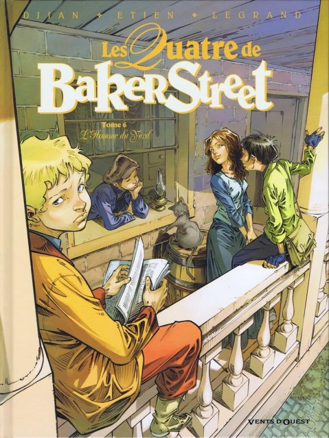 Les quatre de Baker Street tome 6
