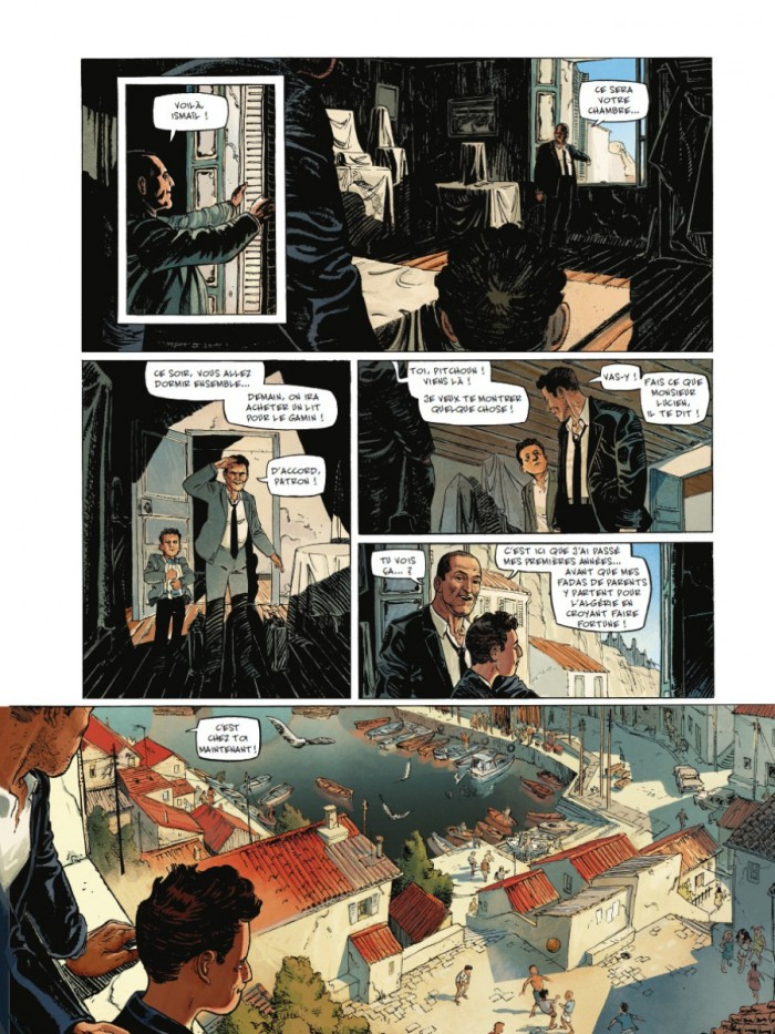 Leviathan tome 1_ planche