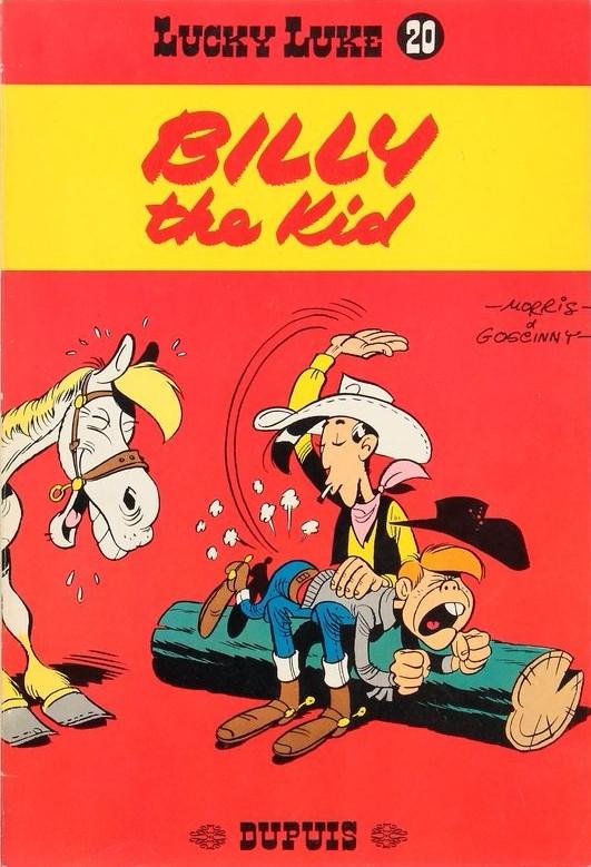 Lucky Luke tome 20