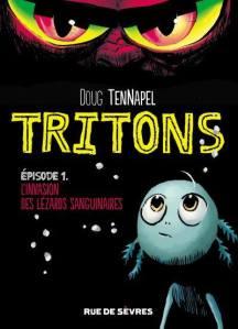 Tritons tome 1