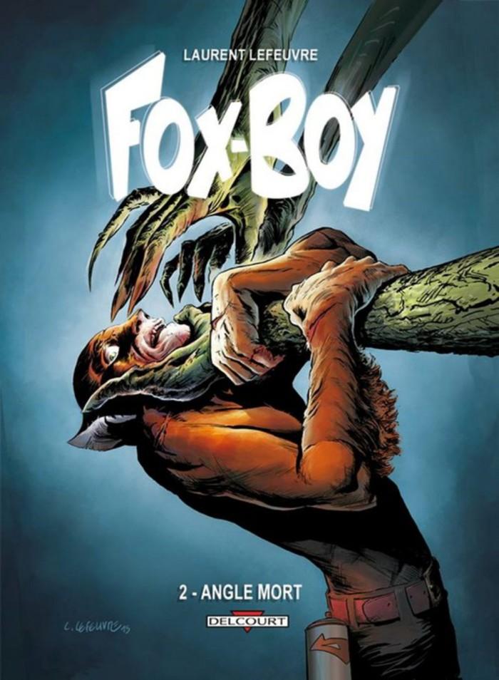 Fox-Boy tome 2
