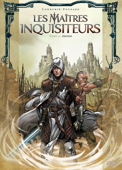 Les maîtres inquisiteurs tome 5