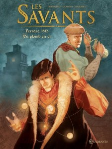 Les savants tome 1
