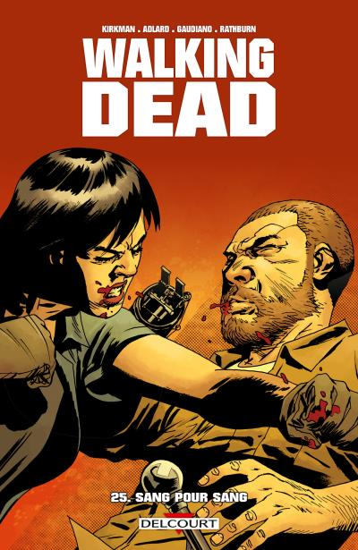Walking Dead tome 25