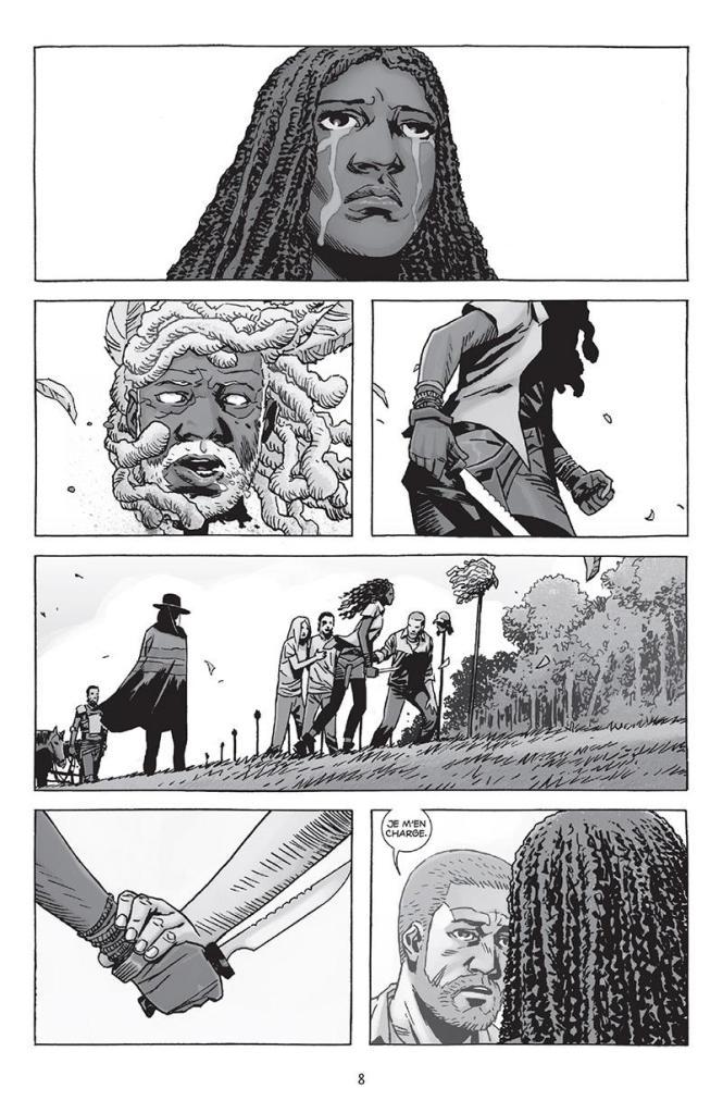 Walking Dead tome 25_ planche