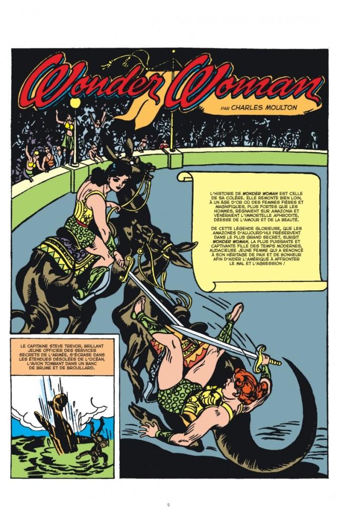 Wonder Woman Anthologie_ page