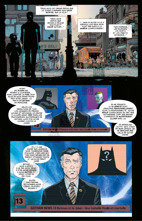 Batman tome 8_ planche