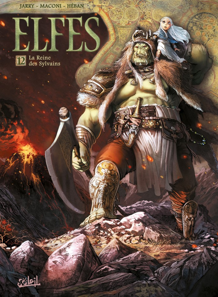 Elfes tome 12