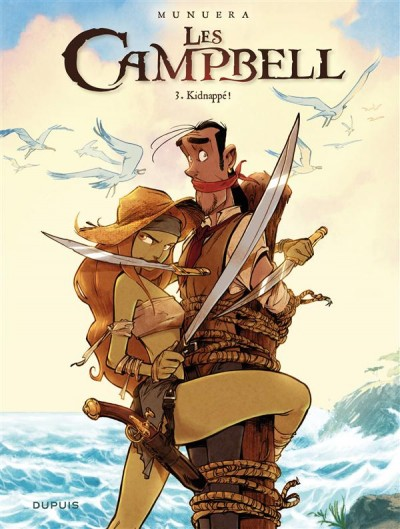 Les campbell tome 3