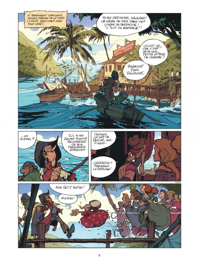 Les campbell tome 3_ planche