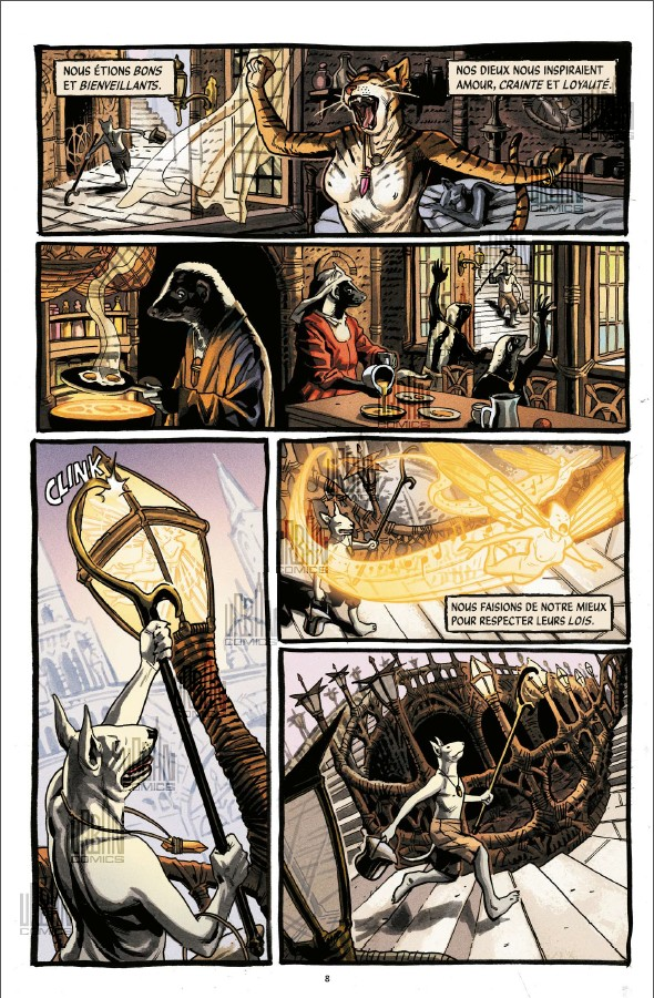 The autumnlands tome 1_ planche