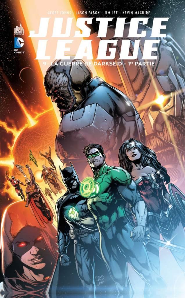 Justice League tome 9