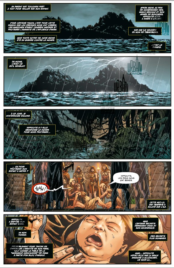 Justice League tome 9_ planche
