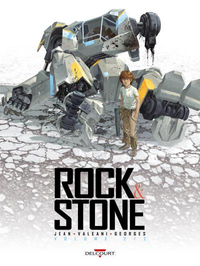 Rock and Stone tome 2
