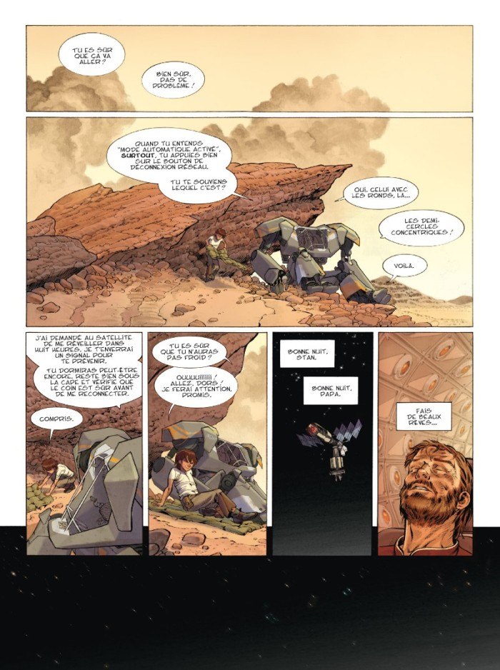 Rock and Stone tome 2_ planche