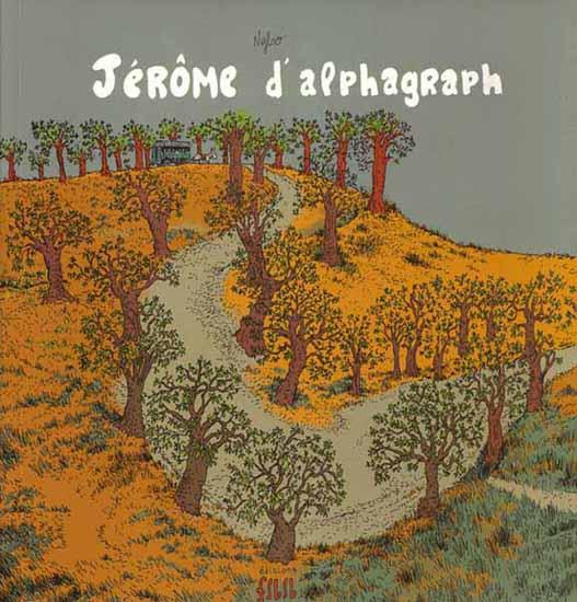 Jérôme d'Alphagraph
