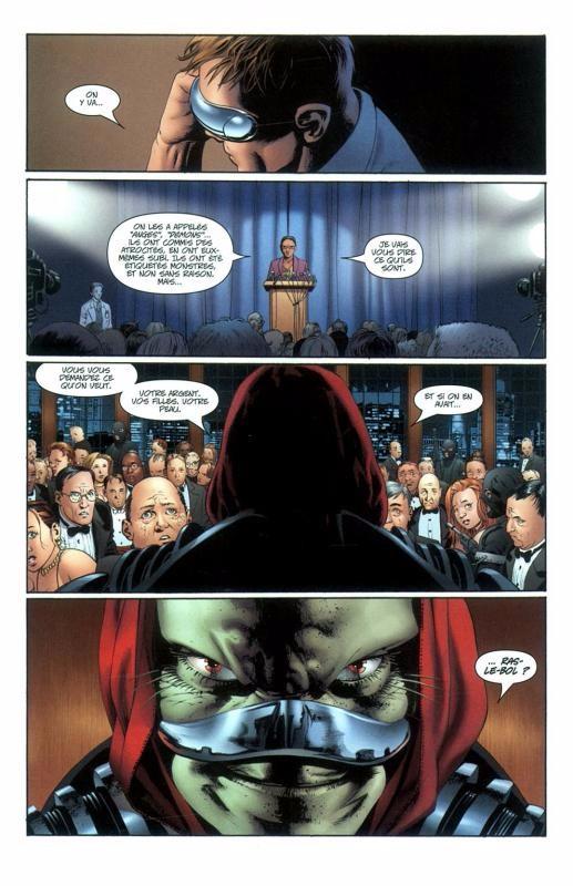 X-Men tome 1_ planche