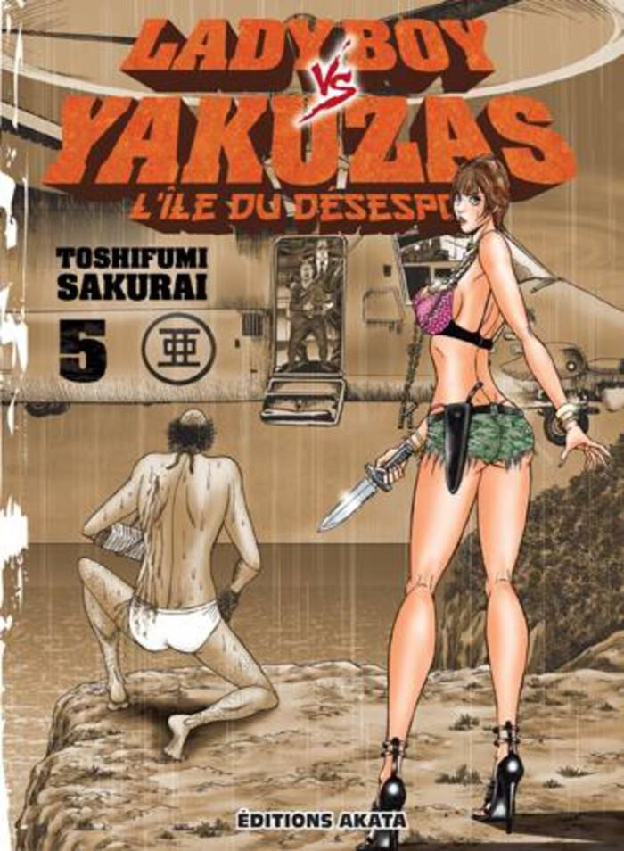 Ladyboy_vs_Yakuzas tome_5