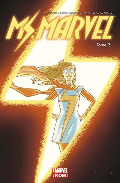 Miss Marvel tome 3