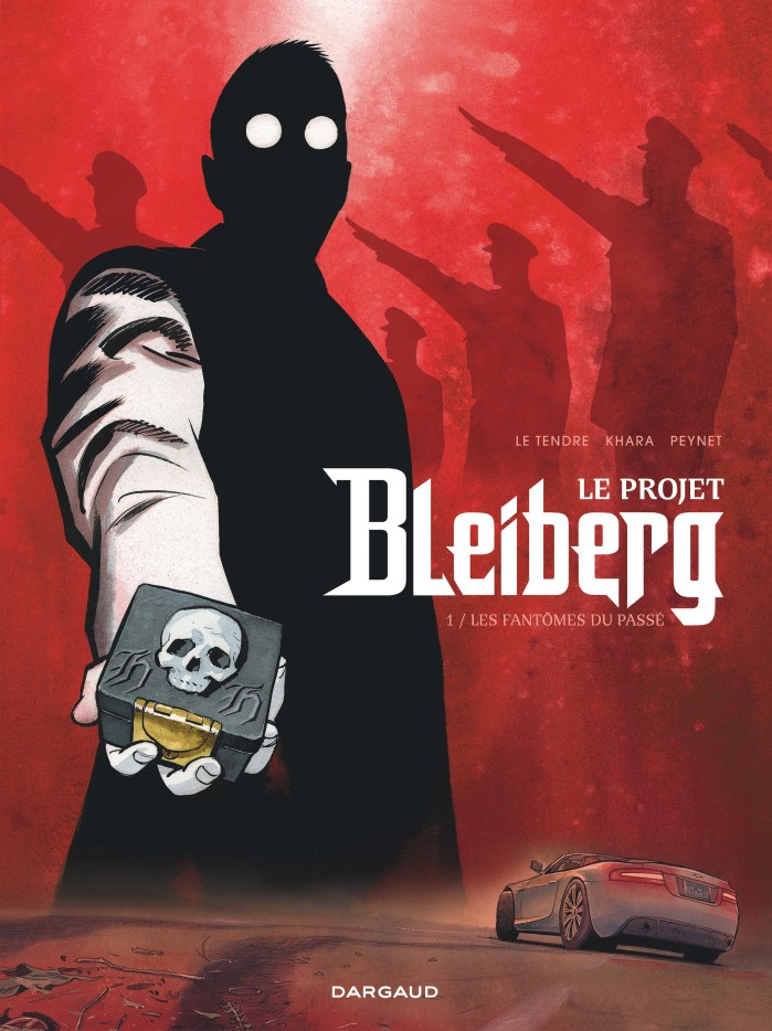 le-projet-bleiberg-tome-1
